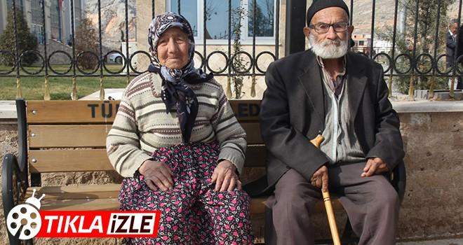 Türkoğlu'nda duygulandıran yardım
