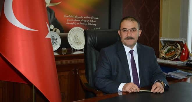 Afşin Belediye Başkanı Güven'in 'yeni yıl' mesajı