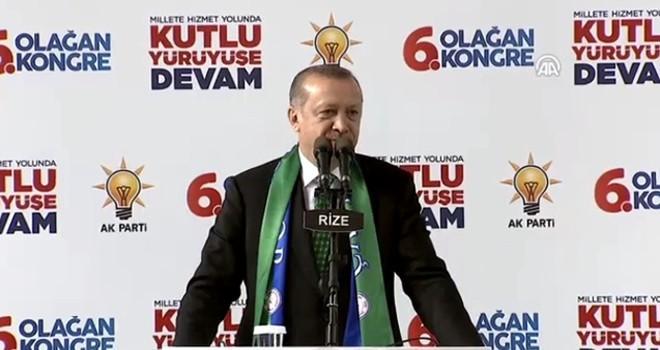 Erdoğan'dan zehir zemberek sözler: Aptallar değil, alçaklar yapar!