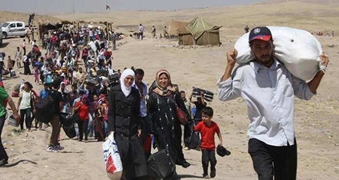 'Suriyeliler ülkelerine dönmeyi düşünmüyor'