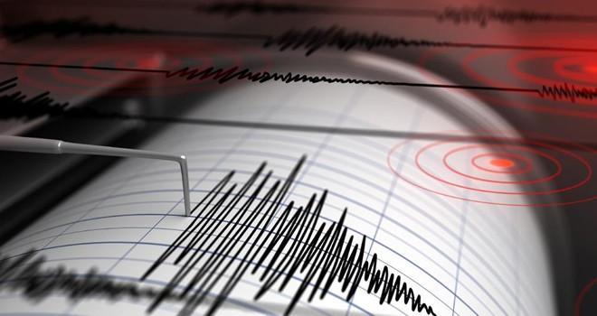 Kahramanmaraş'ta ardı ardına depremler