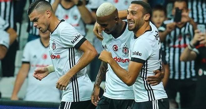 Beşiktaş, Atiker Konyaspor'a acımadı