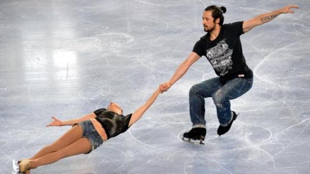 İlhan Mansız Buz Pateninde de İddialı