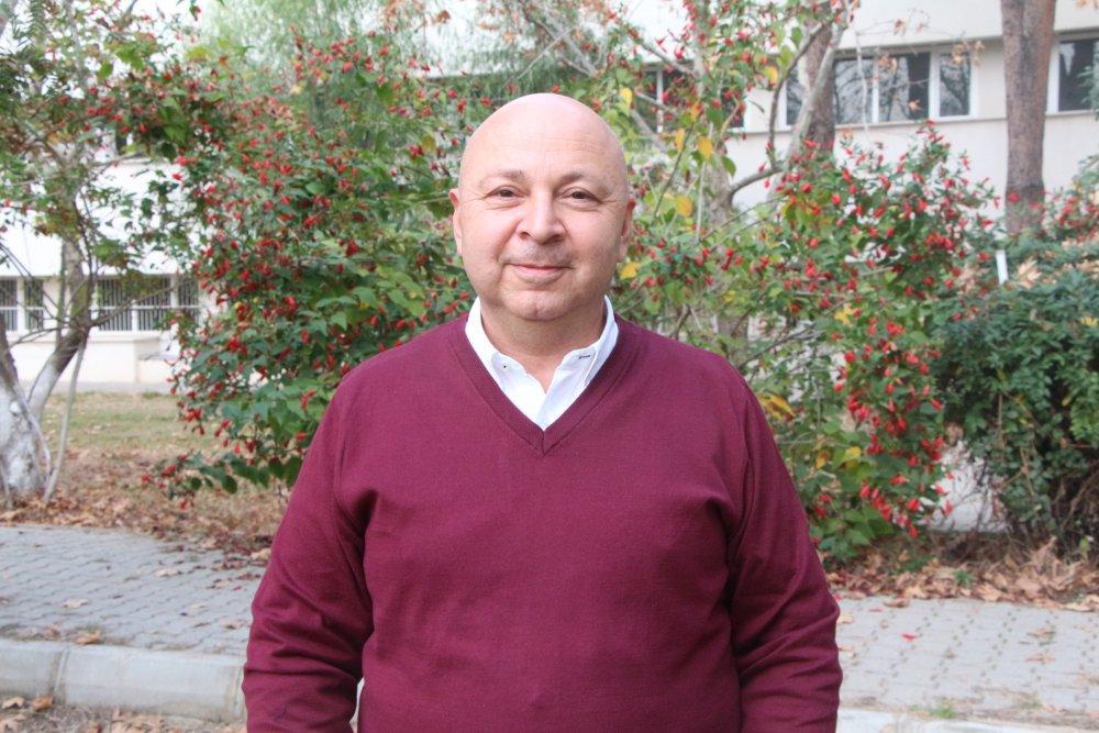 Çukurova Üniversitesi Gıda Mühendisliği Bölümü Öğretim Üyesi Prof. Dr. Mehmet Sertaç Özer