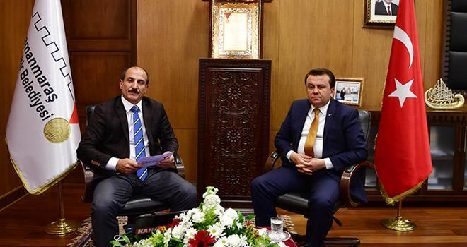 Başkan Erkoç 'Açık Masa' programına konuk oldu