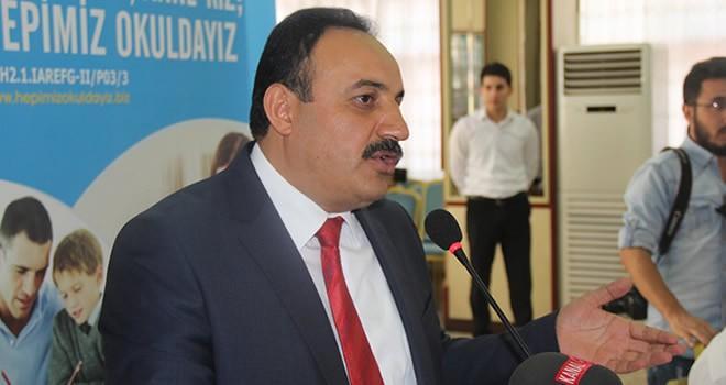 Dulkadiroğlu'na yeni trafik eğitim alanı