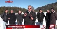 10 Ocak Gazeteciler gününde Başkonuş Yaylasında bir araya geldiler