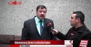Ekinözü ilçe belediye Başkanı Nursi çeleğen ile Röportaj