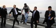 İntihar etmek isteyen genci Cumhurbaşkanı Erdoğan engelledi