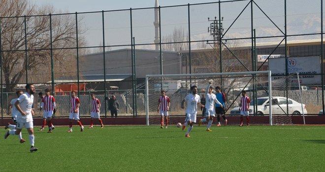 Elbistanspor 0-2 Türkoğlu Belediyespor maçın geniş özeti
