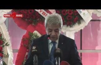 2'nci Kahramanmaraş Alışveriş Festivali Başladı