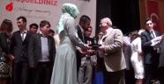 Onikişubat Belediyesi Toplu Düğün Merasimi