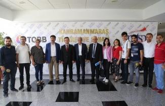 Kahramanmaraş 'Onur Konuğu Kenti' olarak seçildi