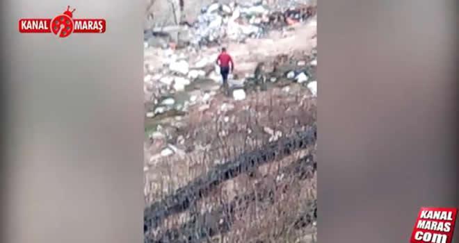Kahramanmaraş'ta cezaevi firarisi kıskıvrak yakalandı