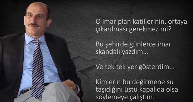 Mustafa Karaaslan köşe yazısı...