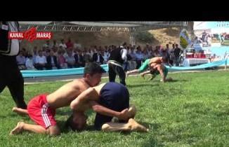 5. Şeref Eroğlu Şampiyonlar Güreş Festivali