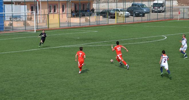 Türkoğlu Belediyespor 6-0 Maraşgücüspor / MAÇIN ÖZETİ