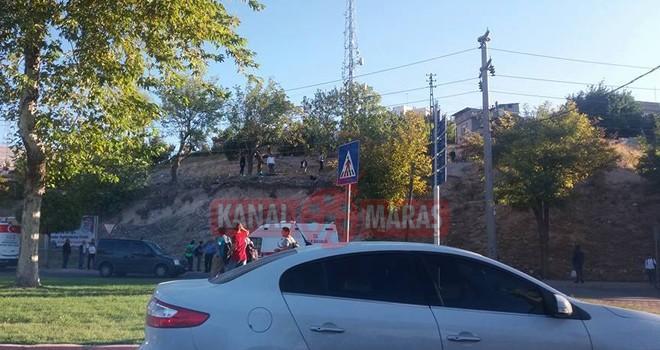 Kahramanmaraş'ta intihar