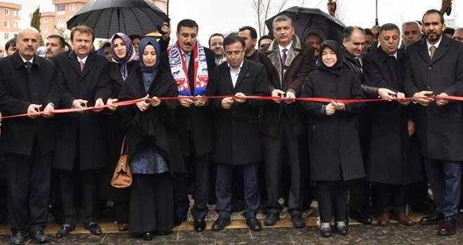 Aliya İzzetbegoviç Rekreasyon Alanı'nın 1. Etabı hizmete açıldı