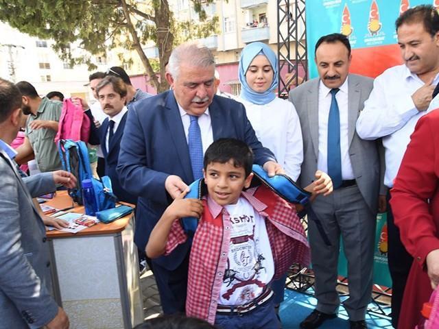 Başkan Mahçiçek: 'Bu çocuklarımızın geleceğine sahip çıkacağız'
