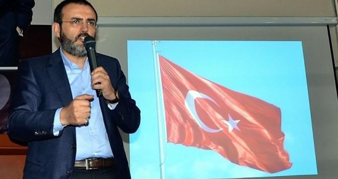 AK Parti Milletvekili Mahir Ünal'dan Başkanlık açıklaması