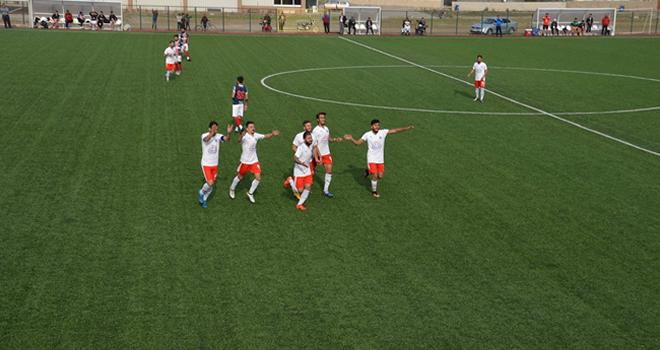Türkoğlu Belediyespor 4-1 Pazarcık Kartalkayaspor (maçın özeti ve golleri)