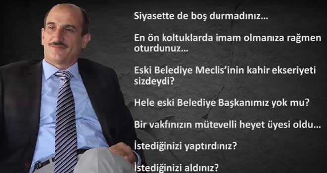 Mustafa Karaaslan - Köşe yazısı...