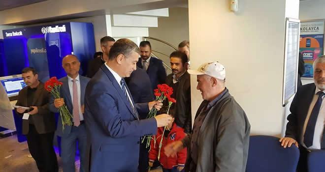 Milletvekili Güvenç, Referandum Çalışmalarını Onikişubat'ta sürdürdü