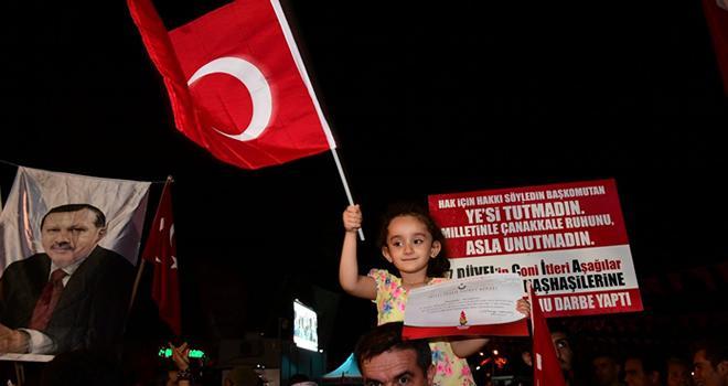 Kahramanmaraş'ta son demokrasi nöbeti