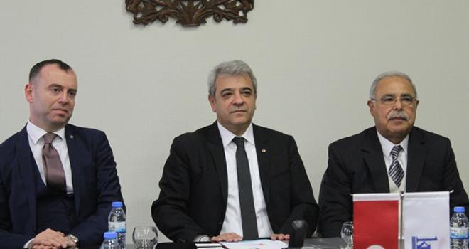 Kahramanmaraş'ta 'TOBB Nefes Kredisi' anlatıldı