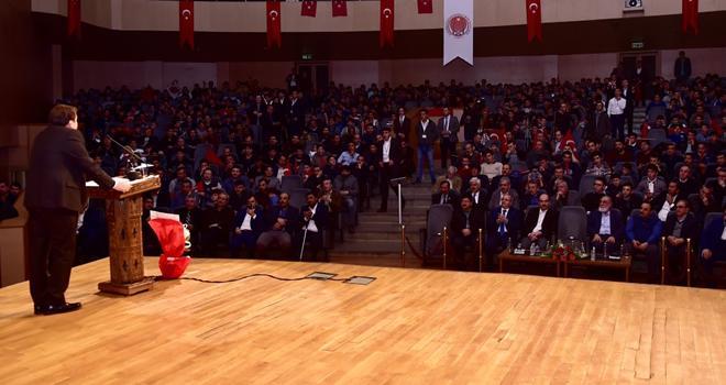 Mehmet Akif Ersoy'u anma programı