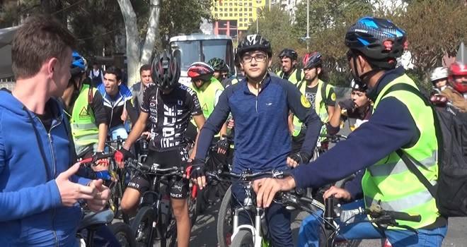 Pedallar Cumhuriyet İçin Çevrildi