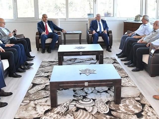 Başkan Mahçiçek'ten Esnaf Odalarına ziyaret