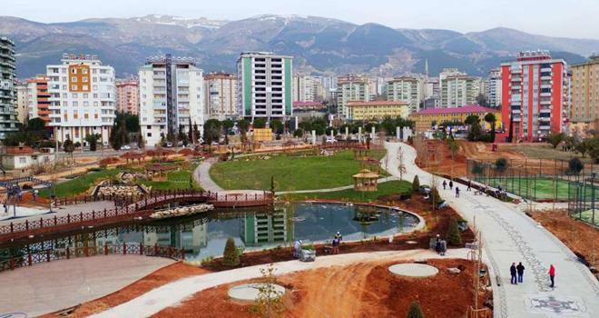 Aliye İzzetbegoviç Rekreasyon Alanı İlk Bahara Yetişiyor