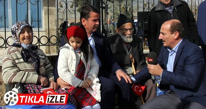 Başkan Okumuş; Türkoğlu'nda 7'den 70'e...