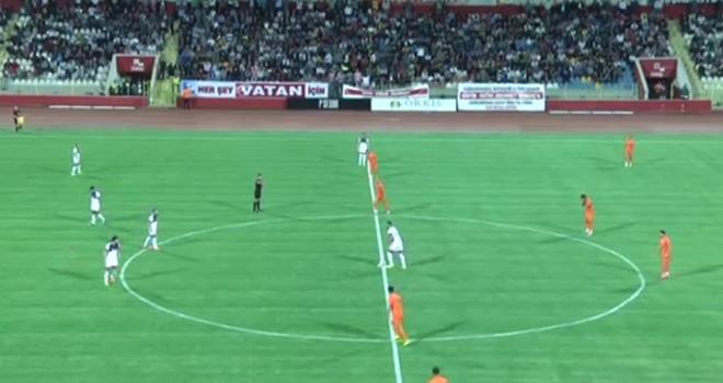 Kahramanmaraşspor 3-2 Tepecikspor Özet