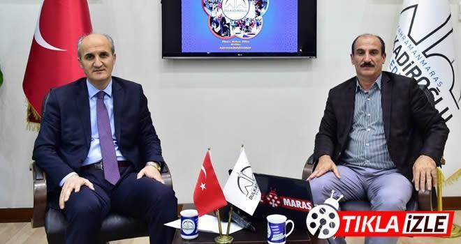 Başkan Okay: 'Dulkadiroğlu'nun silüeti değişecek'