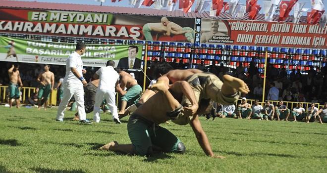Kahramanmaraş 26. Geleneksel Karakucak Güreş Festivali
