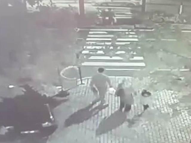 Kahramanmaraş'ta 2 kişinin öldüğü kaza anı görüntüleri ortaya çıktı