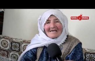 92 yaşındaki Ümmühani Güllü'nün videosu izlenme rekorları kırıyor