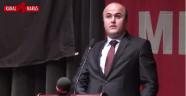 Mehmet ŞEKER'in Kongre Konuşması