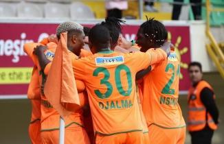 Alanyaspor Yeni Malatyaspor maçı özet ve golleri