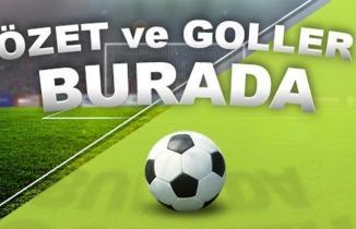 Altınordu - Hatayspor maç özeti ve golleri (İZLE)