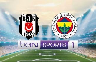 Beşiktaş Fenerbahçe maçı izle – beIN Sports canlı yayın BJK FB derbisi izle