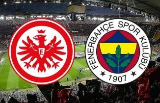 Eintracht Frankfurt Fenerbahçe CBC SPORT canlı izle FB  Frankfurt maçı Exxen TV izle