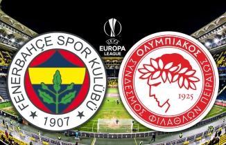 Fenerbahçe (0-3) Olympiakos Avrupa Ligi Maçı Özeti İzle Youtube EXXEN