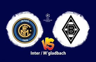 İnter-M'gladbach Maçı CANLI İZLE