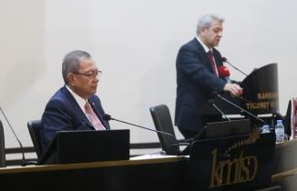 KMTSO meclis toplantısı yapıldı