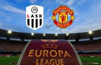 LASK Linz - Manchester United maçı / CANLI İZLE