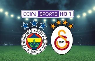 LİG TV canlı maç izle bedava şifresiz Fenerbahçe Galatasaray maçı